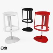 Клипса для стула от Bonaldo 3d model