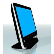 HP TouchSmart 3d model