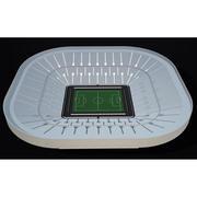 축구 경기장 3d model