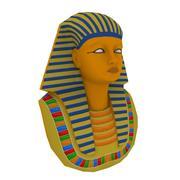 faraó 3d model