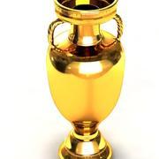 Copa de Oro modelo 3d