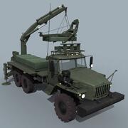 SA-15 Transloader 3d model