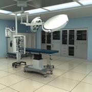 Pokój operacyjny 3d model