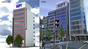 Офис в Японии 003 3d model