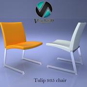 Tulp 935 stoel 3d model