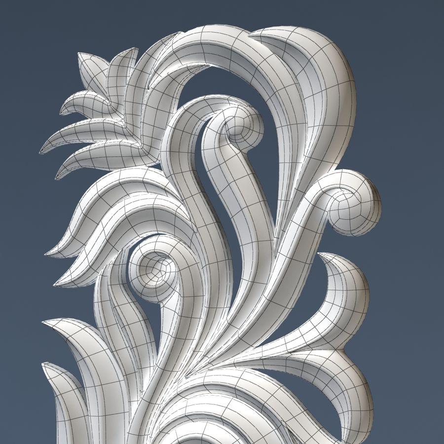 Panneau royalty-free 3d model - Preview no. 9