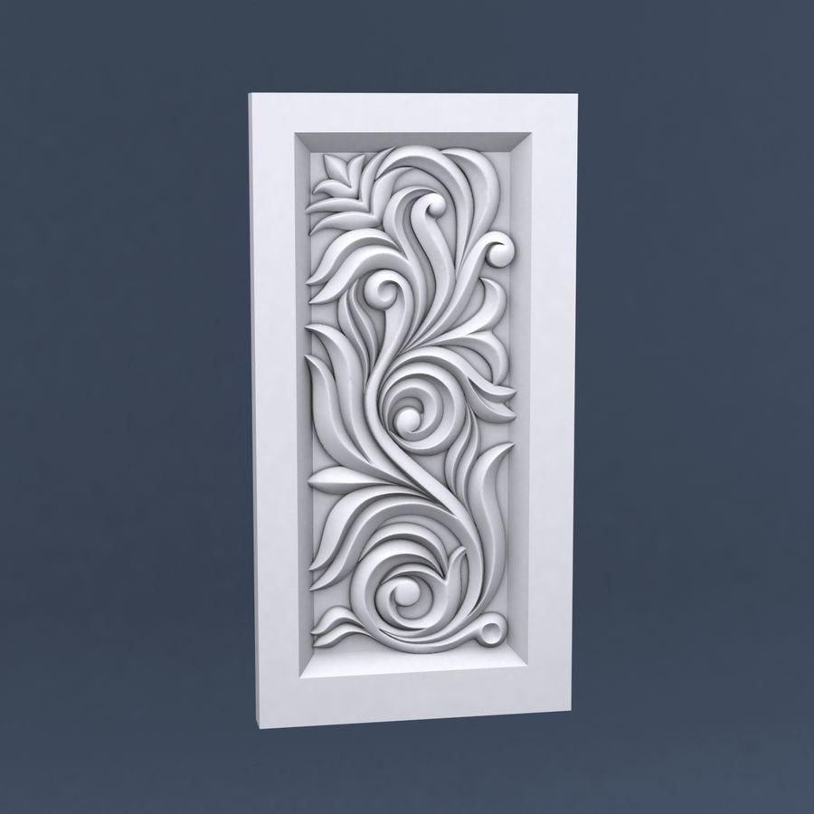 Panneau royalty-free 3d model - Preview no. 1