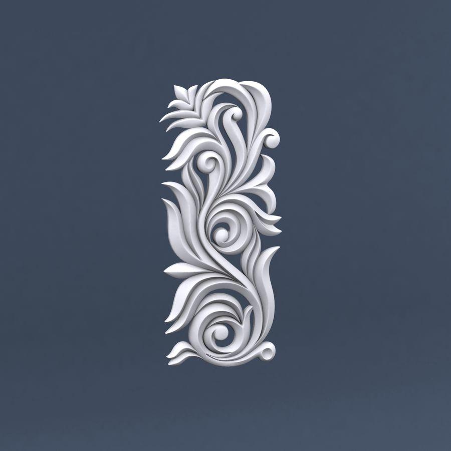 Panneau royalty-free 3d model - Preview no. 4