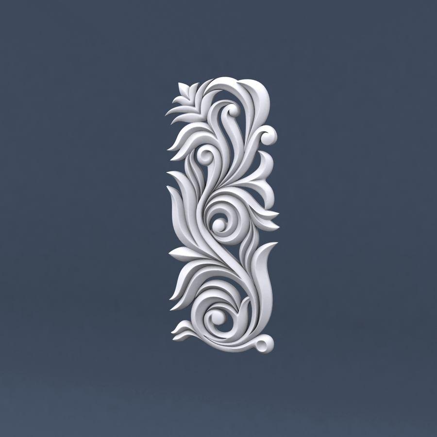 Panneau royalty-free 3d model - Preview no. 3