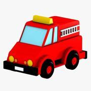 玩具Truck_02 3d model