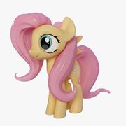My Little Pony Fluttershy 3d model