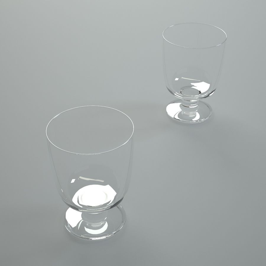 Kitchen Accessories 1 royalty-free 3d model - Preview no. 6