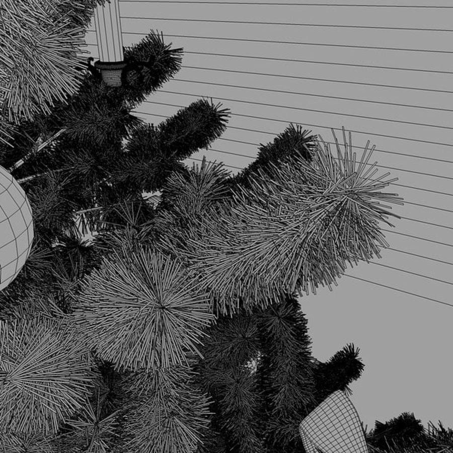 圣诞树 royalty-free 3d model - Preview no. 3