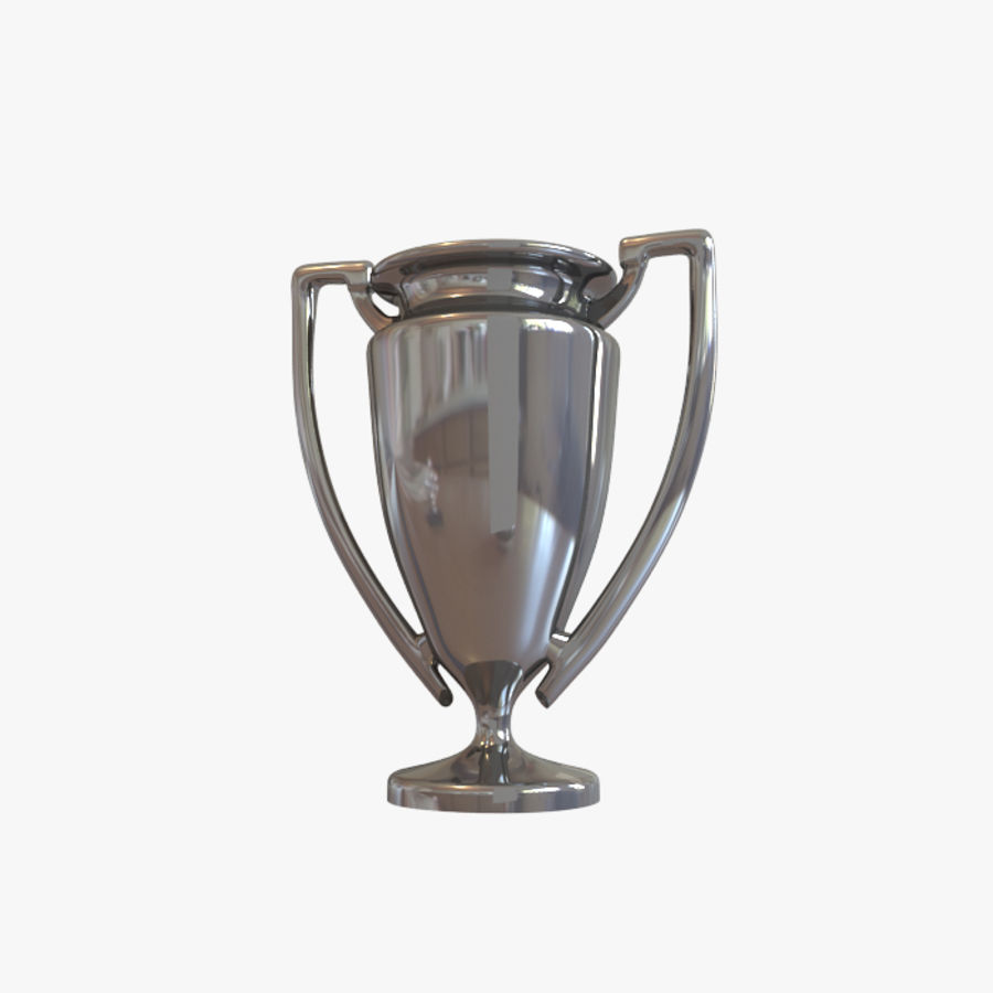 Soccer Cup royalty-free 3d model - Preview no. 1