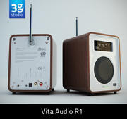 Vita Audio R1 3d model