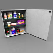 薬箱 3d model