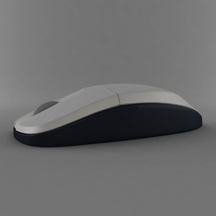 Mysz royalty-free 3d model - Preview no. 4