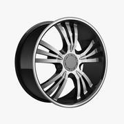 """Wheel """"Wolverine"""" 3d model"""