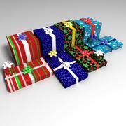 Weihnachtsgeschenke 3d model