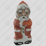 Santa Claus Chocolate 1 modelo 3d