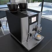Кофемашина Jura 3d model