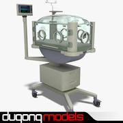 инкубатор 3d model
