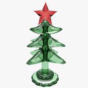 Light Christmas Tree 3d model