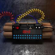 Bomba zegarowa 3d model