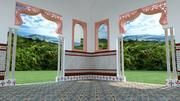 Islamic heritage 3d model