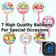 Воздушные шары для особых случаев 3d model