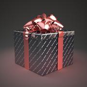 Package - Weihnachten 3d model