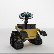 Wall-E modelo 3d
