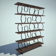 ceccotti collezioni flying circles 3d model