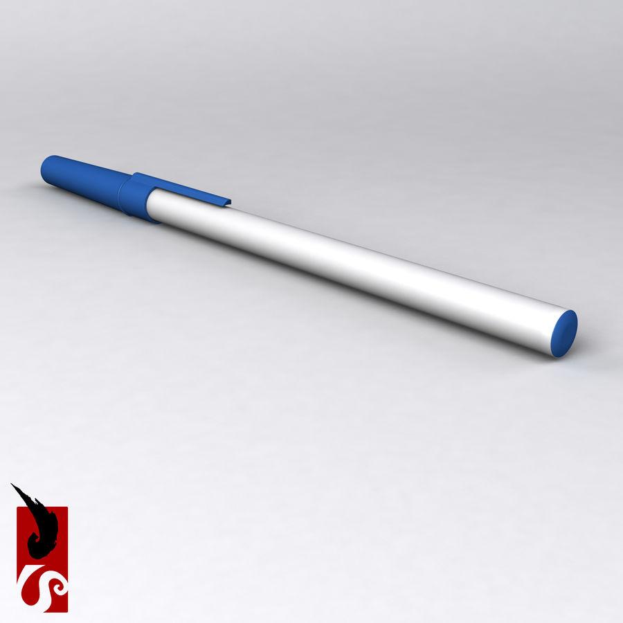 Dolma kalem royalty-free 3d model - Preview no. 6