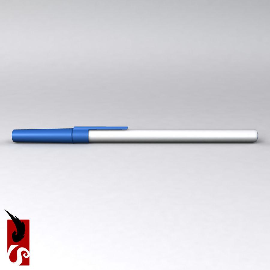 Dolma kalem royalty-free 3d model - Preview no. 3