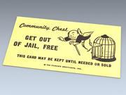 脱獄無料カード 3d model