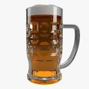 Jarro de cerveza modelo 3d