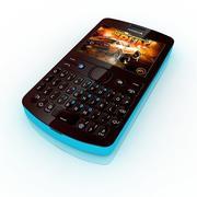 Nokia Asha 205 3d model