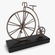 Bike Desk Decoration 3d model