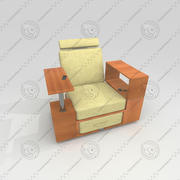 Chair multifuctional 3d model