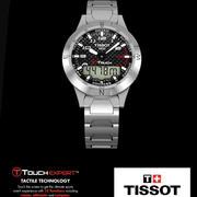 Tissot T-Touch watch 3d model