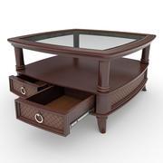 コーヒーテーブル06 3d model