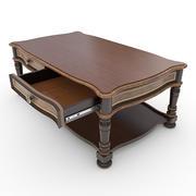Table basse 05 3d model