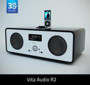 Vita Audio R2i 3d model