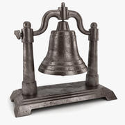 Antyczny dzwon 3d model