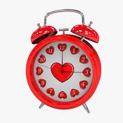 Despertador de San Valentín modelo 3d