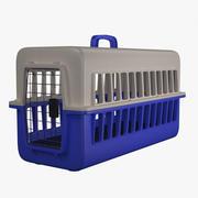 Przewoźnik dla zwierząt 3d model