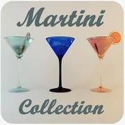 마티니 컬렉션 3d model