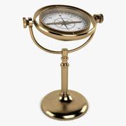 Vintage kompas 3d model