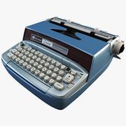 Typewriter Smith Corona Automatic 3d model